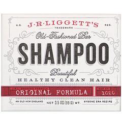 J.R. Liggett's, 老式洗髮皂,原始配方,3.5 盎司(99 克)