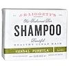 J.R. Liggett's, 昔ながらの固形シャンプー(Shampoo Bar), ハーブフォーミュラ, 3.5オンス(99 g)