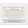 J.R. Liggett's, Old Fashioned Shampoo Bar, Herbal Formula, 3.5 oz (99 g)