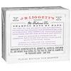 J.R. Liggett's, Твердый шампунь по старинному рецепту, масло чайного дерева и конопляное масло, 3.5 унций (99 г)