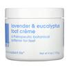 Lather, Lavender & Eucalyptus Foot Creme, 4 oz (113 g)