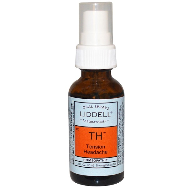 Liddell, TH, Tension Headache, 1.0 fl oz (30 ml) (Discontinued Item)