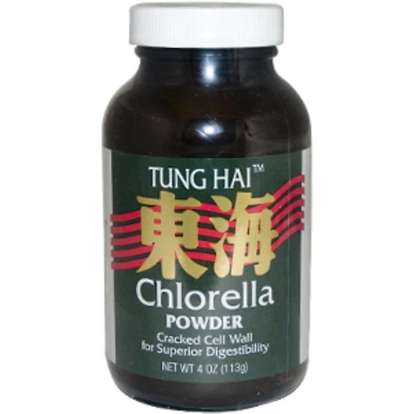 Life Time, Tung Hai, Chlorella Powder, 4 oz (113 g) (Discontinued Item)