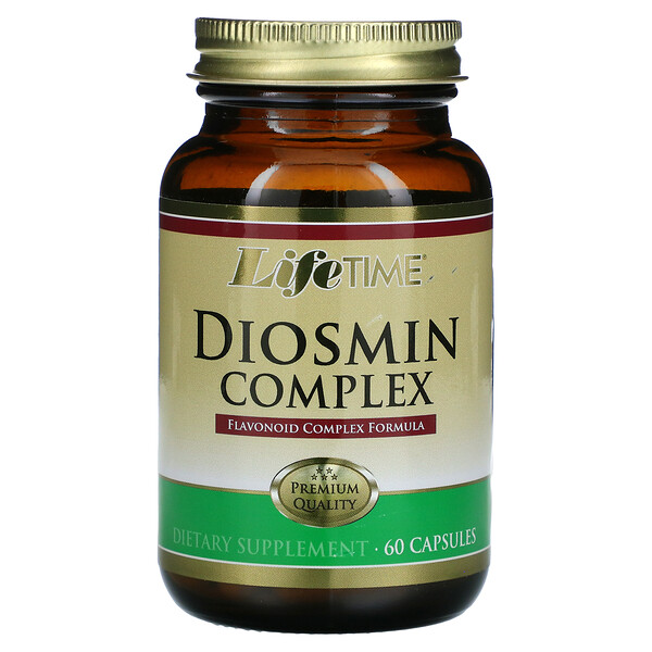 Diosmin Complex, 60 Capsules
