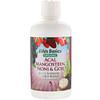 LifeTime Vitamins, Organic 4-IN-1 Superfruit Juice Blend, Acai, Mangosteen, Noni &Goji, 32 fl oz (946 ml)