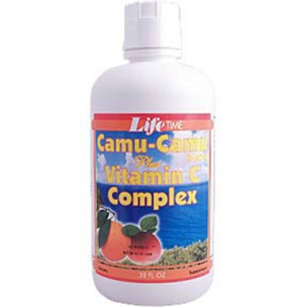 LifeTime Vitamins, Camu-Camu Blend Plus Vitamin C Complex, 32 fl oz (Discontinued Item)