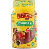 Отзывы о L'il Critters, Immune C Plus Zinc & Vitamin D, 60 Gummies