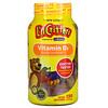 L'il Critters, Refuerzo para los huesos con vitaminaD3, Fruta natural, 190gomitas