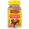 L'il Critters, Calcium+D3, Bone Support, 60 Gummies (Discontinued Item)