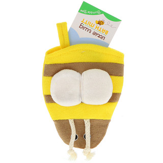 Little Twig, Bumble Bee Bath Mitt, 1 Mitt