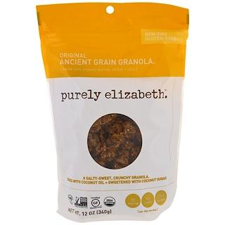 Purely Elizabeth, Organic Ancient Grain Granola, Original, 12 oz (340 g)