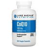 Lake Avenue Nutrition, CoQ10, USP Grade, 100 mg, 360 Veggie Capsules