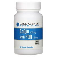 КоэнзимQ10 с PQQ, 60растительных капсул - фото