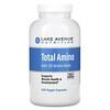 Lake Avenue Nutrition, 总氨基酸,240 粒素食胶囊