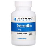 Astaxanthin, 10 mg, 120 Veggie Softgels - фото