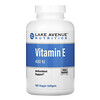 Lake Avenue Nutrition, Vitamin E, 400 IU, 360 Veggie Softgels
