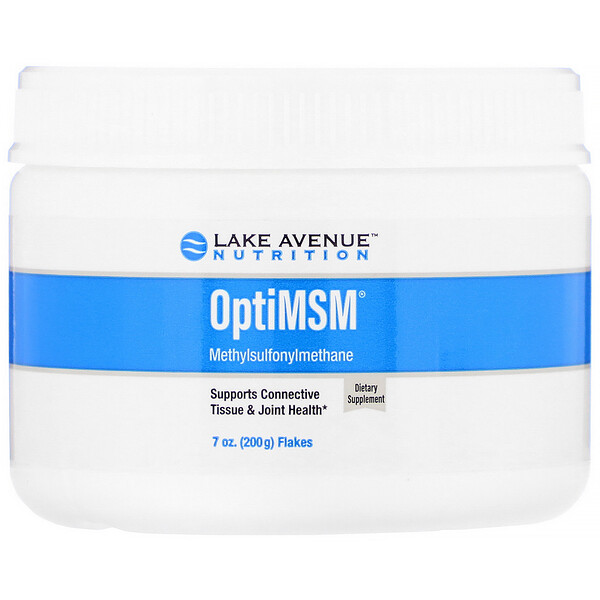 OptiMSM, Copos, 200 g (7 oz)