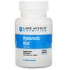Lake Avenue Nutrition, Ácido Hialurônico, 100mg, 60Cápsulas Vegetais