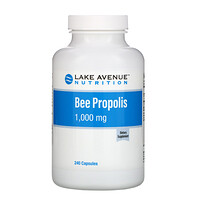 Lake Avenue Nutrition, Bee Propolis, 5:1 Extract, 1,000 mg, 240 Veggie Capsules