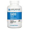 Lake Avenue Nutrition,  الإنزيم المساعد Q10 مع BioPerine، 100 ملجم، 365 كبسولة هلامية نباتية