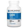Lake Avenue Nutrition, коэнзим Q10, с BioPerine, 100мг, 150вегетарианских капсул