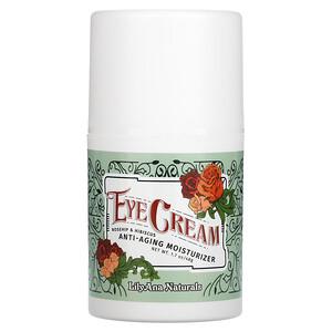 Lilyana Naturals, Eye Cream, Anti-Aging Moisturizer, 1.7 oz (48 g)