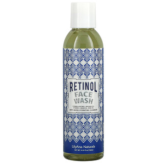 Lilyana Naturals, Retinol Face Wash, 6.35 fl oz (188 ml)