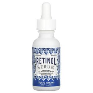 Lilyana Naturals, Retinol Serum, 1 oz (30 g)