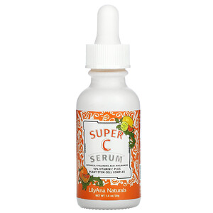 Lilyana Naturals, Super C Serum, 1.0 oz (30 g)