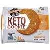 Lenny & Larry's, KETO COOKIE, Peanut Butter, 12 Cookies, 1.6 oz (45 g) Each