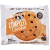 Lenny & Larry's, The COMPLETE Cookie، زبدة الفول السوداني برقائق الشيكولاتة، 12 قطعة بسكويت، 4 أونصات (113 جم) كل منها