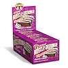 Lenny & Larry's, Muscle Brownie, Cookies & Cream, 12 Brownies, 2.82 oz (80 g) Each