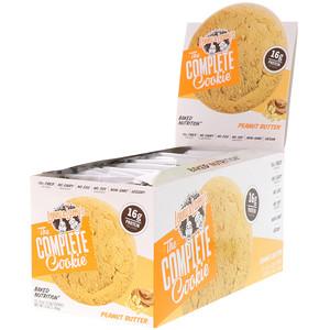 Ленни энд Лэррис, The COMPLETE Cookie, Peanut Butter, 12 Cookies, 4 oz (113 g) Each отзывы покупателей