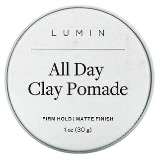 Lumin, All Day Clay Pomade, 1 oz (30 g)