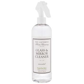 The Laundress, Glass & Mirror Cleaner, Streak-Free Shine, Unscented , 16 fl oz (475 ml)