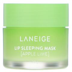 Laneige, 睡眠唇膜,蘋果萊姆味,20 克