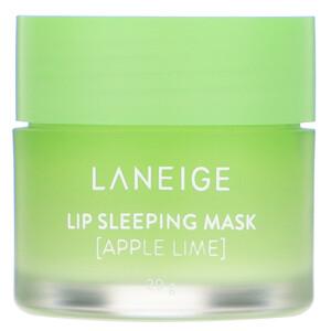 Ланэж, Lip Sleeping Mask, Apple Lime, 20 g отзывы