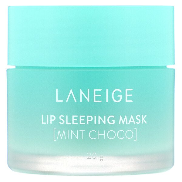 Lip Sleeping Mask, Mint Choco, 20 g