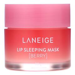 Laneige, 睡眠唇膜,漿果味,20 克