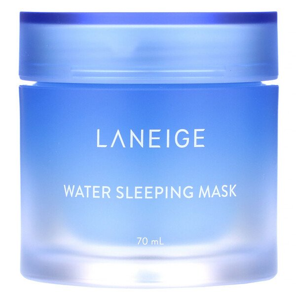 Water Sleeping Mask, 70 ml