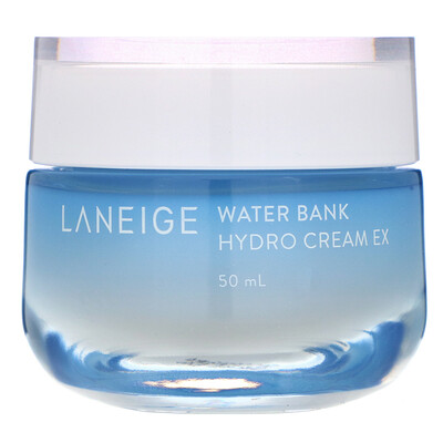 Laneige Water Bank, Hydro Cream EX, 1.6 fl oz (50 ml)
