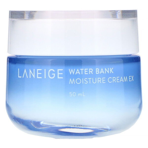 Laneige, Water Bank, Moisture Cream EX, 50 ml