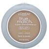 L'Oreal, True Match Super-Blendable Blush,  W1-2 Bare Honey, 0.21 oz (6 g)