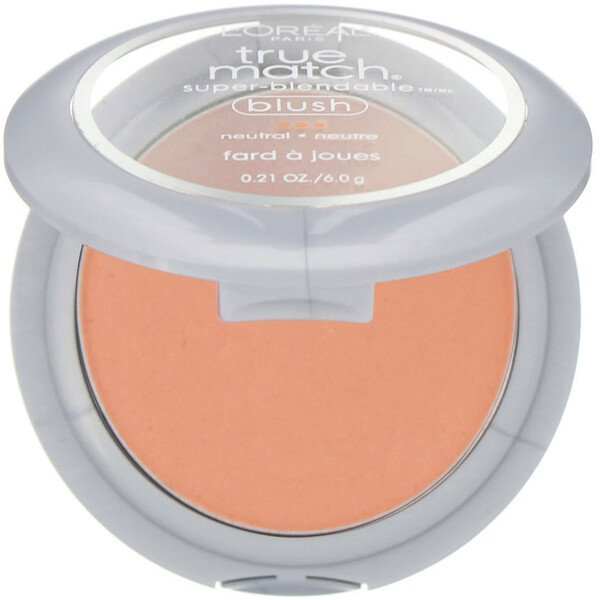 True Match Super-Blendable Blush,  N3-4 Innocent Flush, .21 oz (6 g)