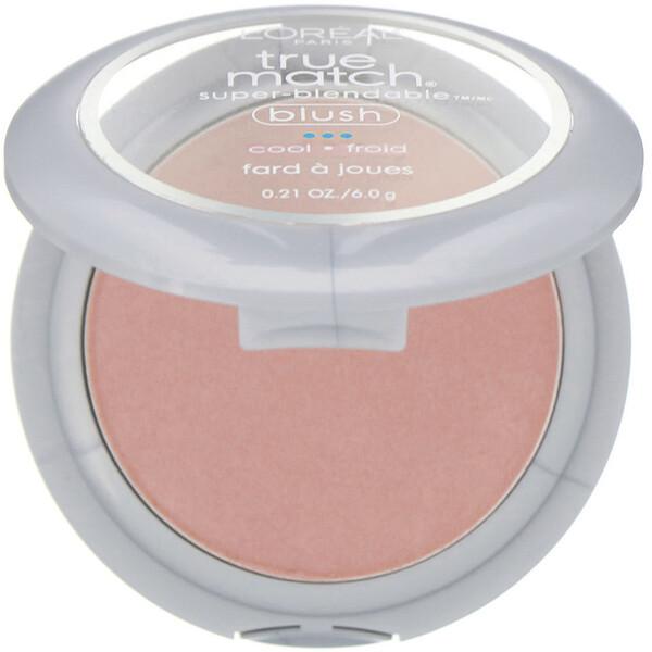 L'Oreal, TrueMatchSuper-Blendable, Blush, 1-2RBaby Blossoms, 6g
