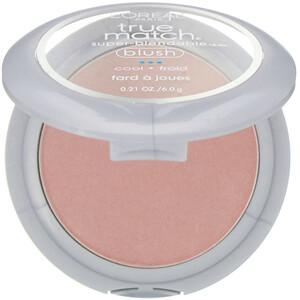 L'Oreal, True Match Super-Blendable Blush,  C1-2 Baby Blossoms, .21 oz (6 g) отзывы