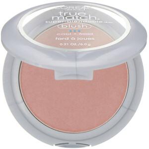 L'Oreal, True Match Super-Blendable Blush, C3-4 Tender Rose, .21 oz (6 g) отзывы