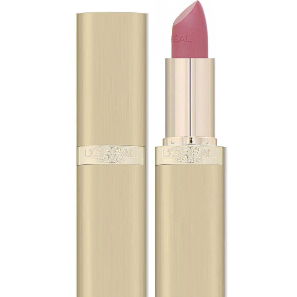 L'Oreal, Color Rich Lipstick, 140 Mauved, 0.13 oz (3.6 g) (Discontinued Item)