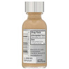 L'Oreal, True Match 绝配超级粉底液,W5 沙米色,1 液量盎司(30 毫升)