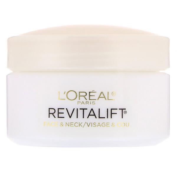 Revitalift Anti-Wrinkle + Firming, Face & Neck Moisturizer, 1.7 oz (48 g)